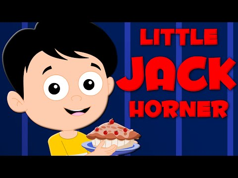 Little Jack Horner | Nursery Rhymes For Kids And Childrens | Baby Song | Cartoons by Kids Tv