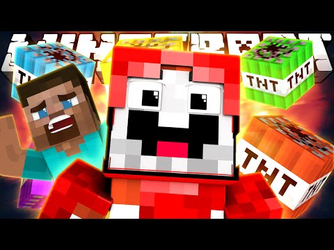 Thumbnail: If ExplodingTNT Took Over Minecraft