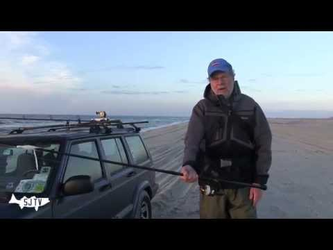 John Skinner - Rods And Reels He Fishes With