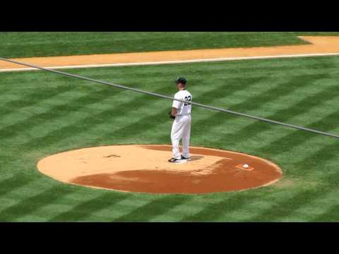 RHP Brian Gordon pitching mechanics