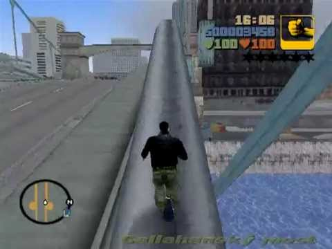 GTA 3 How to go to Staunton after first mission