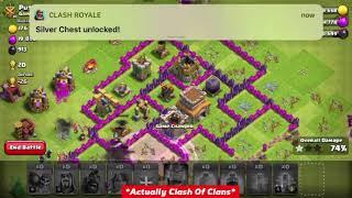 ALMOST REACH TITANS LEAGUE (Clash of Clans)