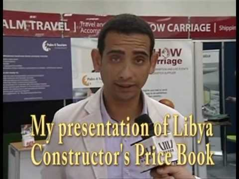 Libya Build Expo Event Constructor's Price Book