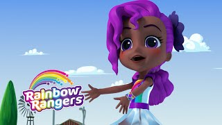 Lavender's Makeover Mishap! | Rainbow Rangers