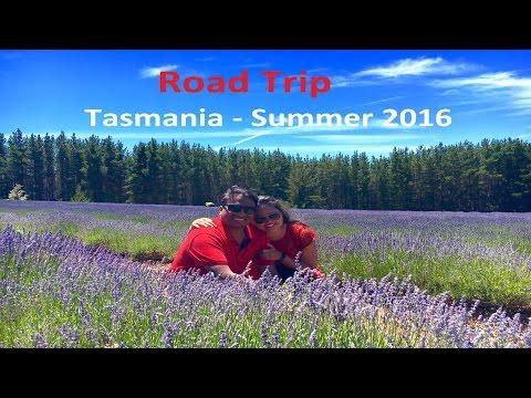 Road Trip to Tasmania - Ruby & Arun - Summer  2016