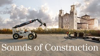 Sounds of Construction - Immaculata Church Project