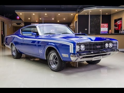 1969 Mercury Cyclone For Sale