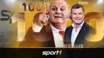 1000. Folge: Der CHECK24 Doppelpass mit Uli Hoeneß   SPORT1 - CHECK24 DOPPELPASS