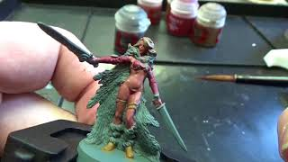 Jafo paints mila from massive darkness