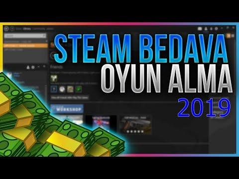 STEAM OYUN ALMA BUGU 2019 VİDEO FİXLENMEDEN İZLE !!