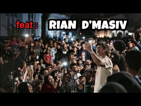 SIDAK MELEDAK di KOTA TUA • feat : RIAN D'MASIV