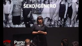 Del género binario al género difuso   Mónica Quintana   TEDxParquedelOeste