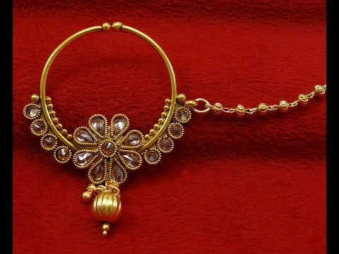 BRIDAL NOSE RING COLLECTION , ANTIQUE NOSE RING NATH COLLECTION