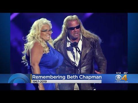 Community Mourns Passing Of Beth Chapman