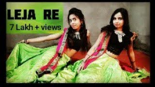 LEJA RE | WEDDING DANCE VIDEO | Dhvani Bhanushali | Dance team dhanbad choreography