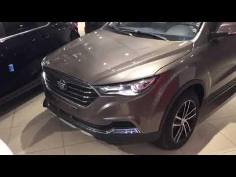مواصفات السيارات الصيني Suv فاو X40 Youtube