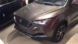 مواصفات السيارات الصيني suv فاو x40