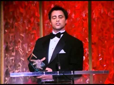 Friends - Joey's Award
