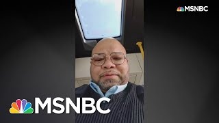 Detroit Bus Driver Dies Two Weeks After Raising Alarms About COVID-19 | All In | MSNBC