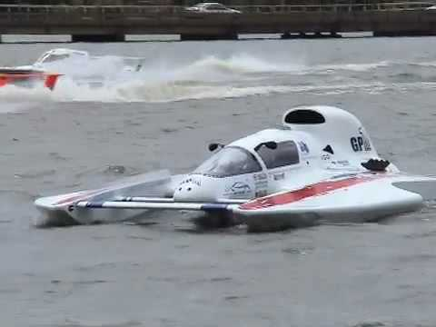 GP Hydroplanes - Yarrawonga 2008 - YouTube