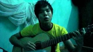 Mới tập guitar