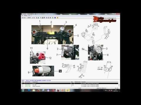 Linde MH Forklifts - EPC Lindos 2015 - spare parts - katalog części.