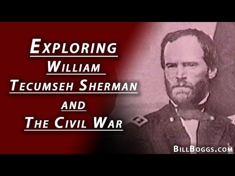 Exploring William Tecumseh Sherman with Bill Boggs