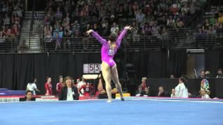 Alexandra Raisman (USA) - Floor - 2016 Pacific Rim Championships Team/AA Final