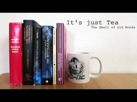 It's just Tea | The Smell of old Books
