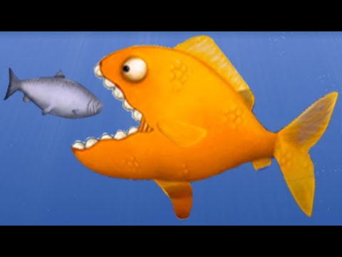 WORLD'S BIGGEST FISH! | Tasty Blue