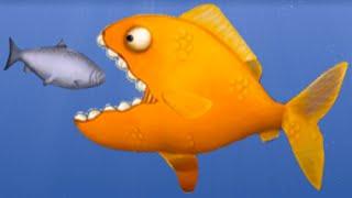 WORLD'S BIGGEST FISH!   Tasty Blue