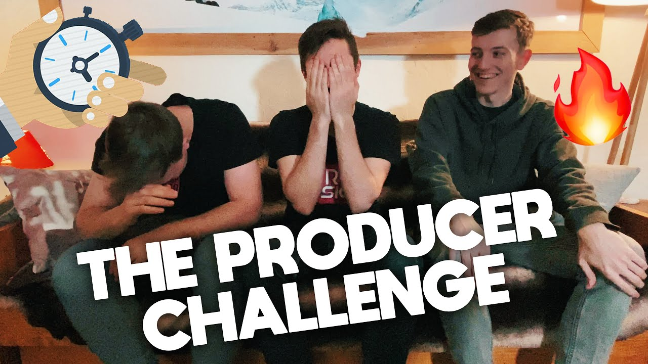 The Producer Challenge ft. JLV & Mo Falk