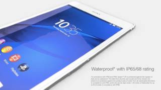 sony xperia z3 tablet compact flagship tablet with 8 full hd display 8 1 mp camera and ip65 68