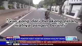 Viral Pemotor Terobos Ring 1 Istana Negara yang Sedang Ditutup