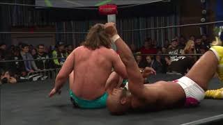 Jay Lethal vs Dalton Castle Full Match Highlights ROH 16th Anniversary