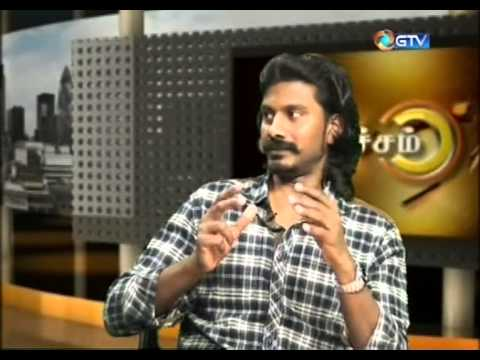 SujeethG's GTV Interview - TAMIL RAP