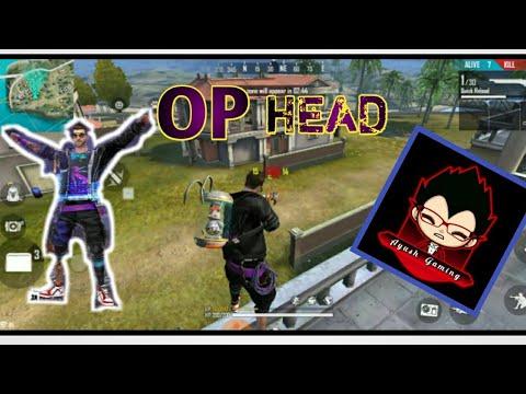 //OP Head Short Best Se Best☠️ //killing💀 Montage Aayush Gaming//☠️