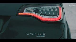 видео: Тест-драйв от Давидыча Audi Q7 V12 Patrick Hellmann