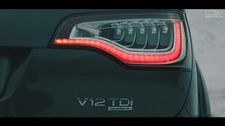 Download Тест-драйв от Давидыча Audi Q7 V12 Patrick Hellmann Mp3 and Videos
