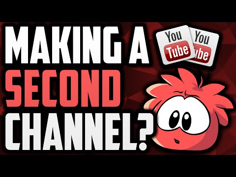 Should You Make A Second YouTube Channel?