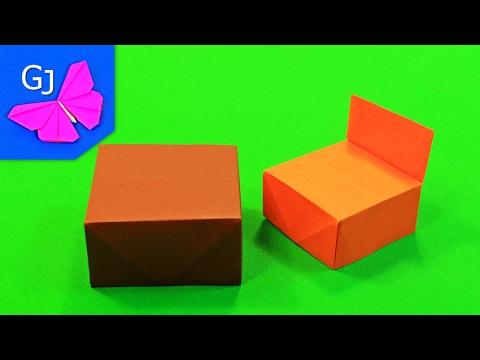 0 - Як зробити стіл з паперу?