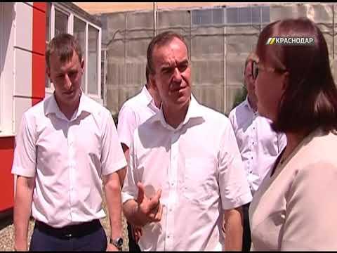 Сотни жителей Гулькевичского района пришли на встречу с губернатором