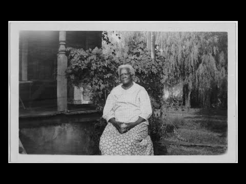 Primary Sources - The Surviving Recordings of the Slave Narratives Part 1 of 2 (With Subtitles)