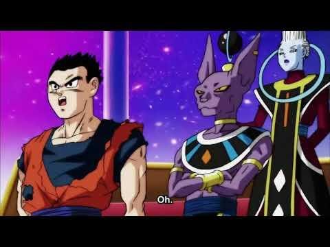 XXXTENTACION I AM - Goku vs Toppo
