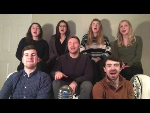 Can't Hold Us // Pentatonix a Cappella Cover