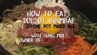 What You Need To Know To Eat Dolsot Bibimbap