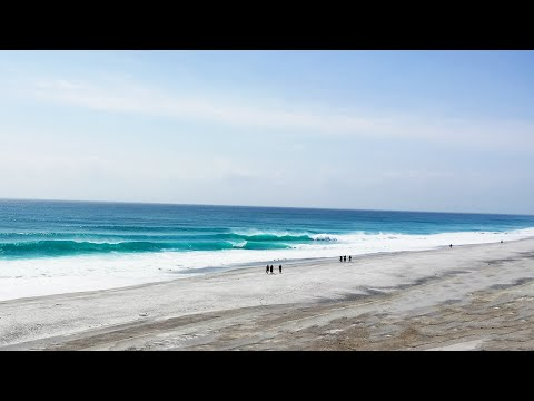 FIRST VLOG! BEST SURF SPOT IN JAPAN - Niijima Island