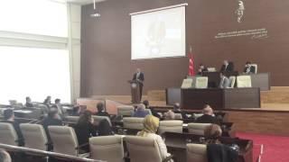 Sultangazi Belediyesi Nisan 3. Oturumu