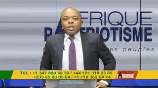 AFRIQUE PATRIOTISME DU 16 04 2017