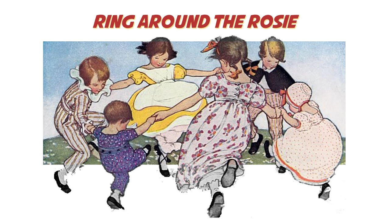 Ring Around The Rosie And The Bubonic Plague